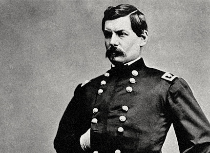 the role of general george mcclellan in the american civil war The use of spying in the american civil war was widespread black dispatches played a pivotal role in the war detective allan pinkerton was asked to get intelligence for general george mcclellan in the early part of the war.