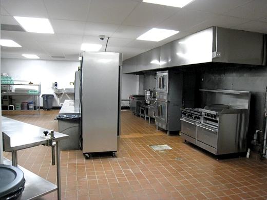 Full Restaurant Style Kitchen