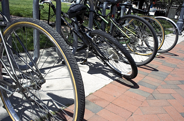 5 bicycles