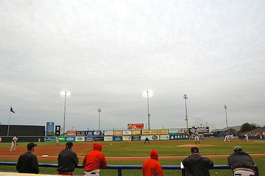 april baseball