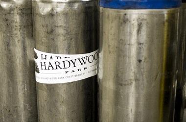 Hardywood tank