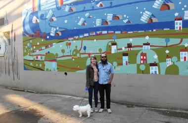 Meet me at the murals, Part 1--11