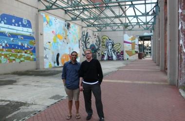 Meet me at the murals, Part 1--12