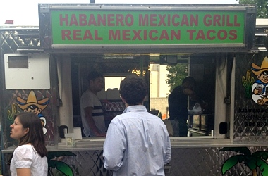 Food Cart Court - Habanero Mexican Grill