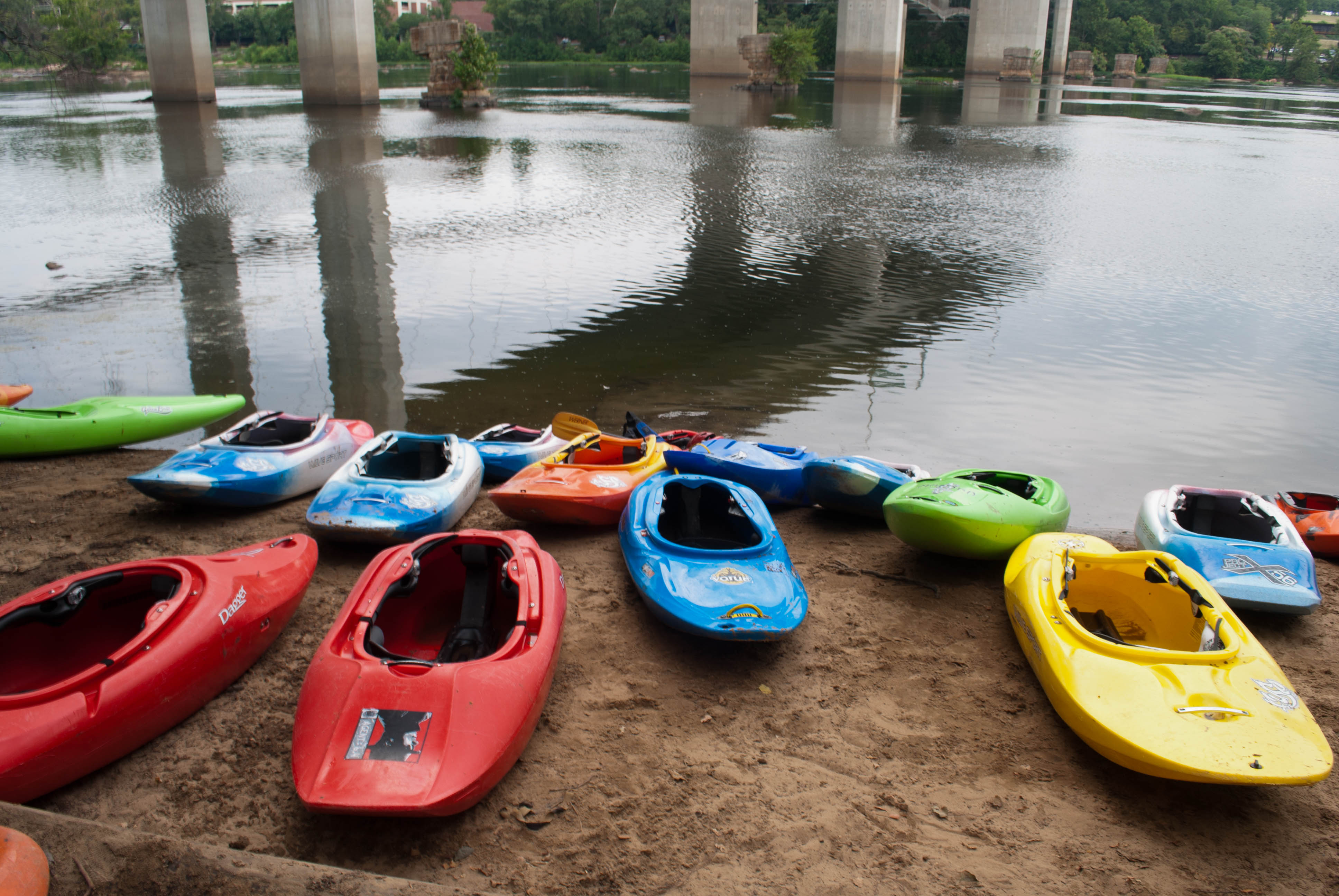 Kayakers support the Best Town Ever (38)