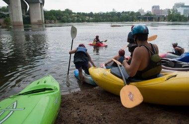 Kayakers support the Best Town Ever (31)