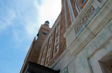 Landmark front