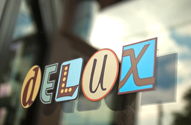 Delux sign