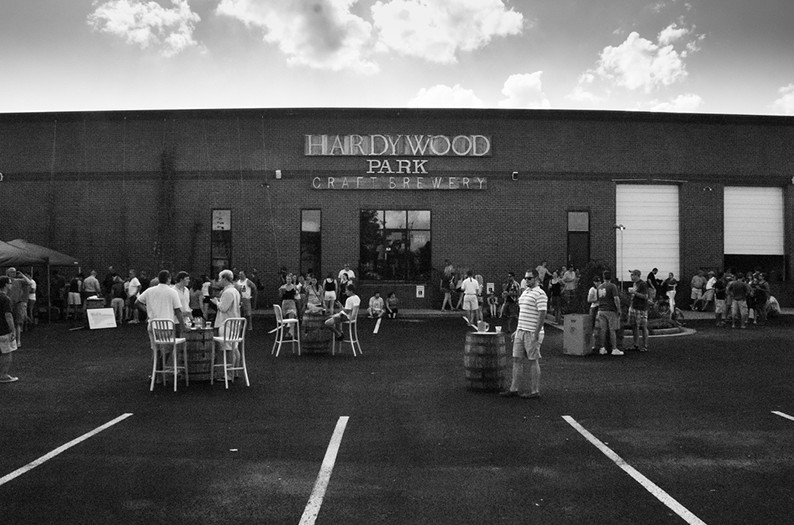 hardywood
