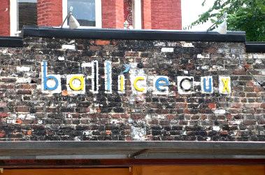 Balliceaux sign