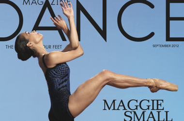 Maggie Small Dance Mag cover