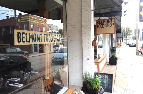 Belmont Food Shop outdoor