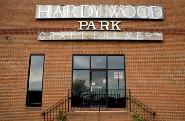Hardywood exterior