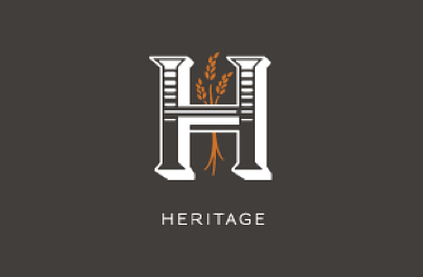 Heritage logo