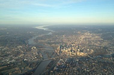 Aerial of RVA