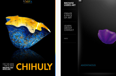 Chihuly app