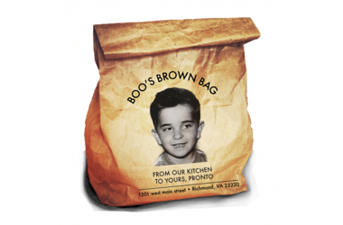 Boo&#039;s Brown Bag
