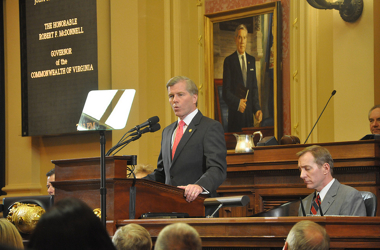McDonnell state of the commonwealth 2013
