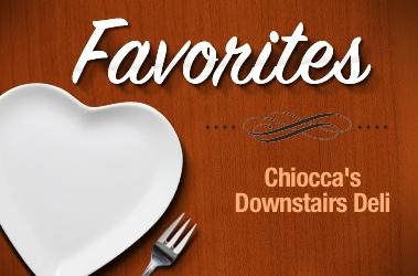 Favorites-Chioccas-Front