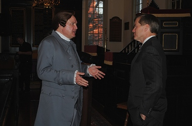 Patrick Henry and Bob McDonnell