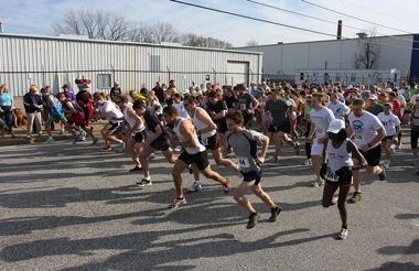 Richmond SPCA 5k run
