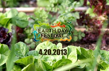 Earth Day Festival logo