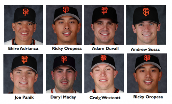 Squirrels Players 2013