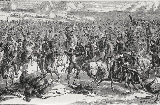Image result for battle of brandy station