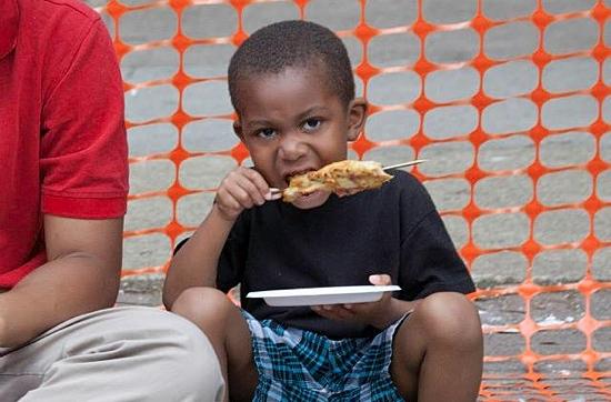 Kid at Broad Appetit