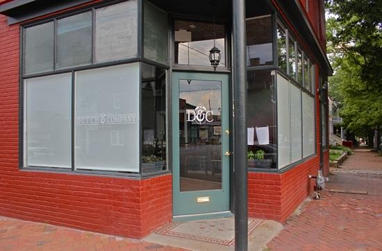 Dutch & Co. storefront