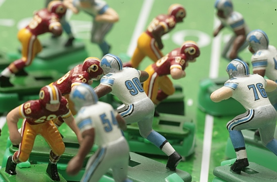 Electric football 1