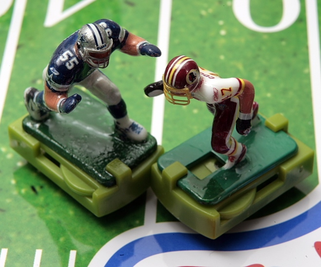 Electric football 2