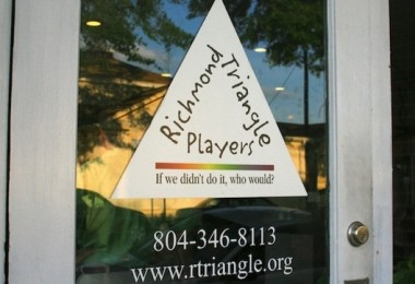 Richmond Triangle Players sign