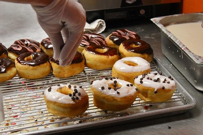 Sugar Shack doughnuts