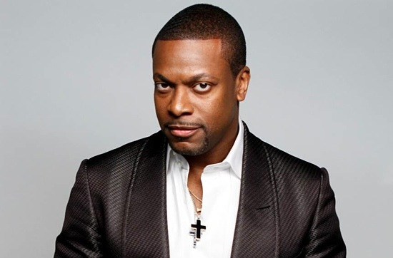 Chris Tucker headshot