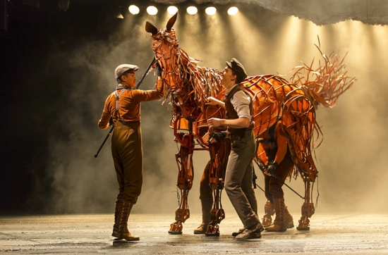 Tickets for 'War Horse' on sale today