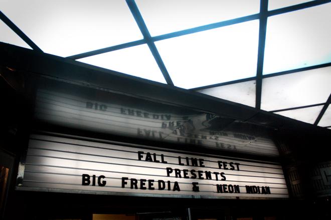 FALL LINE FEST-08