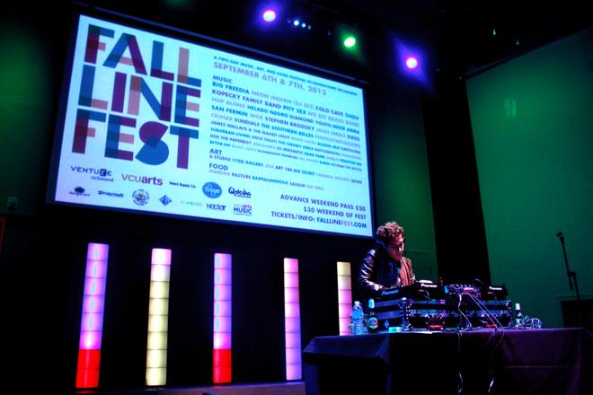 FALL LINE FEST-12
