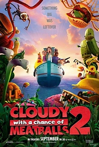 CloudyWithAChanceofMeatballs2-Poster