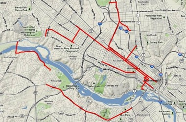 2013RichmondMarathonRoadClosures-Featured