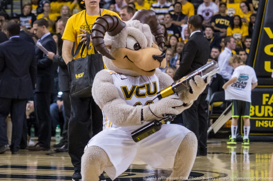 VCU vs. California (PA)-09