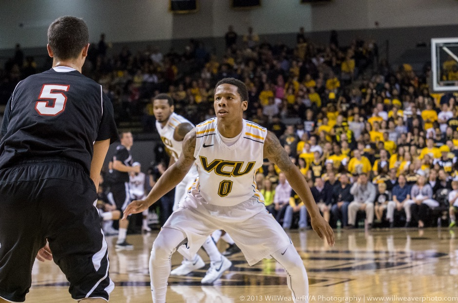 VCU vs. California (PA)-10