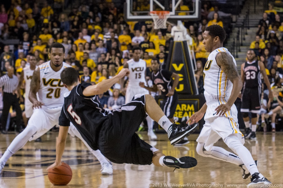 VCU vs. California (PA)-11