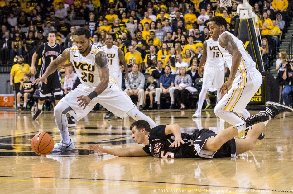 VCU vs. California (PA)-12