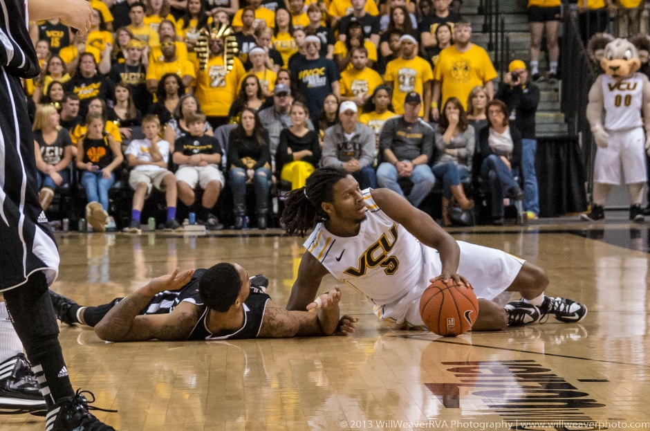 VCU vs. California (PA)-17