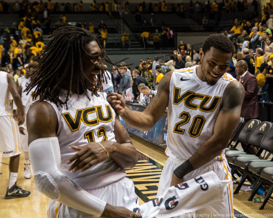 VCU vs. California (PA)-19