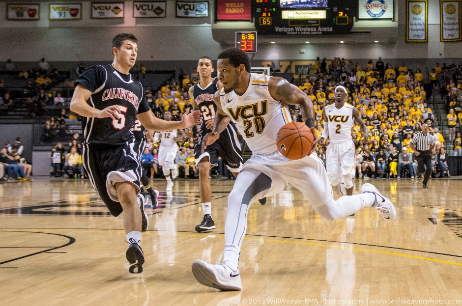 VCU vs. California (PA)-29