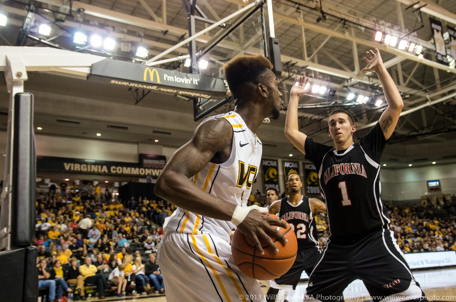 VCU vs. California (PA)-31