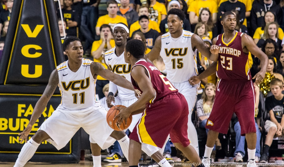 VCU vs. Winthrop-01
