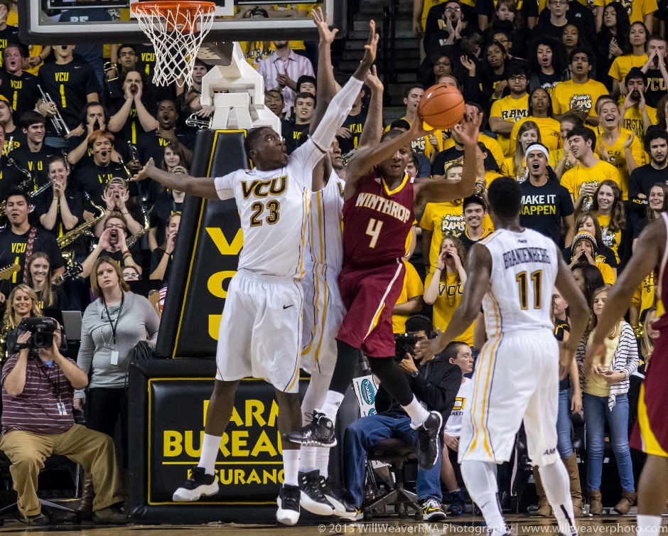 VCU vs. Winthrop-02